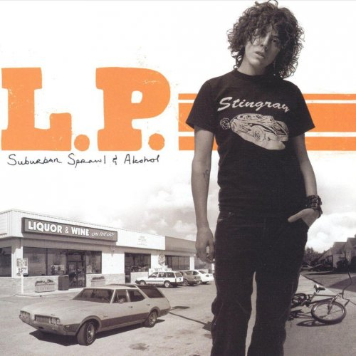 Suburban Sprawl & Alcohol Radio Sampler by L.P. album lyrics ...
