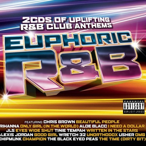 The Time Dirty Bit The Black Eyed Peas: Testi Di Euphoric R&B - Various Artists