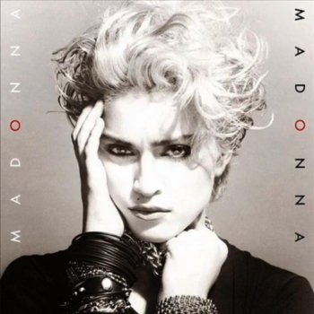 Holiday by Madonna - cover art