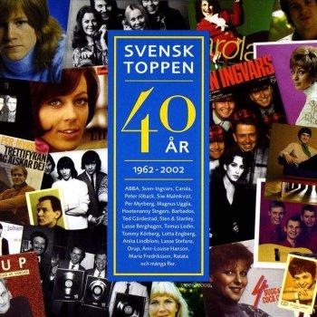 svensktoppen 40 år Låt inte din skugga falla här (Testo)   Ann Louise Hanson   MTV  svensktoppen 40 år