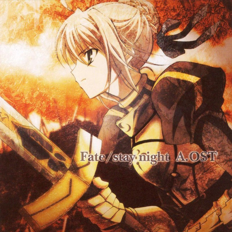 Fate stay night soundtrack collection