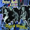 Peter og Ulvene: Live fra Hithouse Peter Belli - cover art