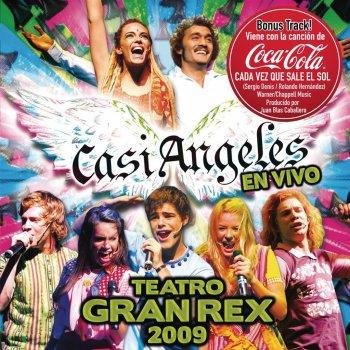 Testi Casi Angeles - En Vivo Desde el Teatro Gran Rex 2009