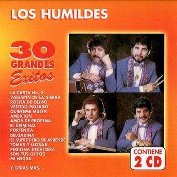 Testi 15 Enorme éxitos Los Húmildes Testi Canzoni Mtv