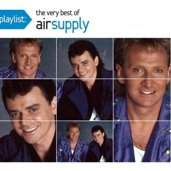 Testi Playlist: The Very Best of Air Supply