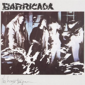 No Hay Tregua by Barricada - cover art