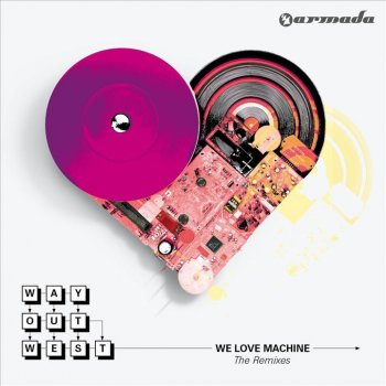 Testi We Love Machine - The Remixes