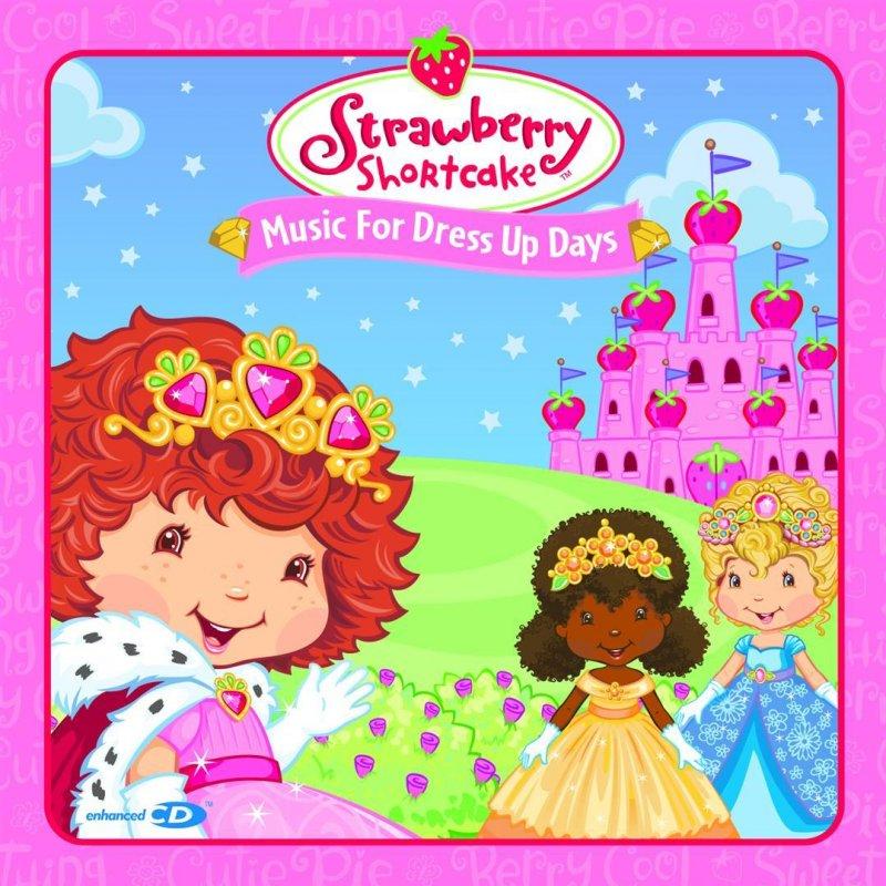 Strawberry shortcake lyrics
