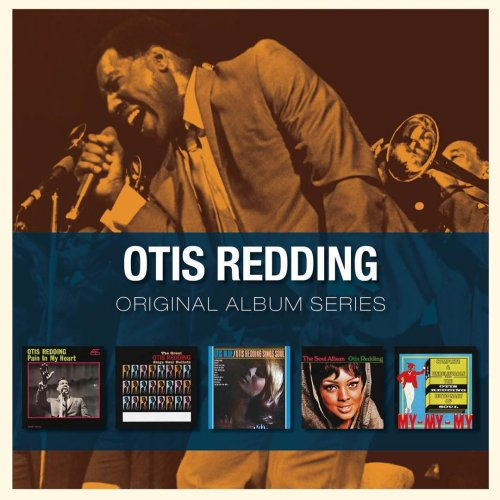 Otis Redding - A Change Is Gonna Come Lyrics