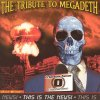 Hangar of Souls: Tribute to Megadeth Various Artists - cover art