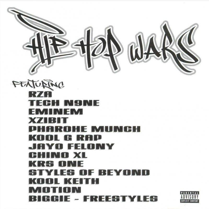 Sway & King Tech - The Anthem (feat. Tech N9ne, Eminem, RZA, Kool ...