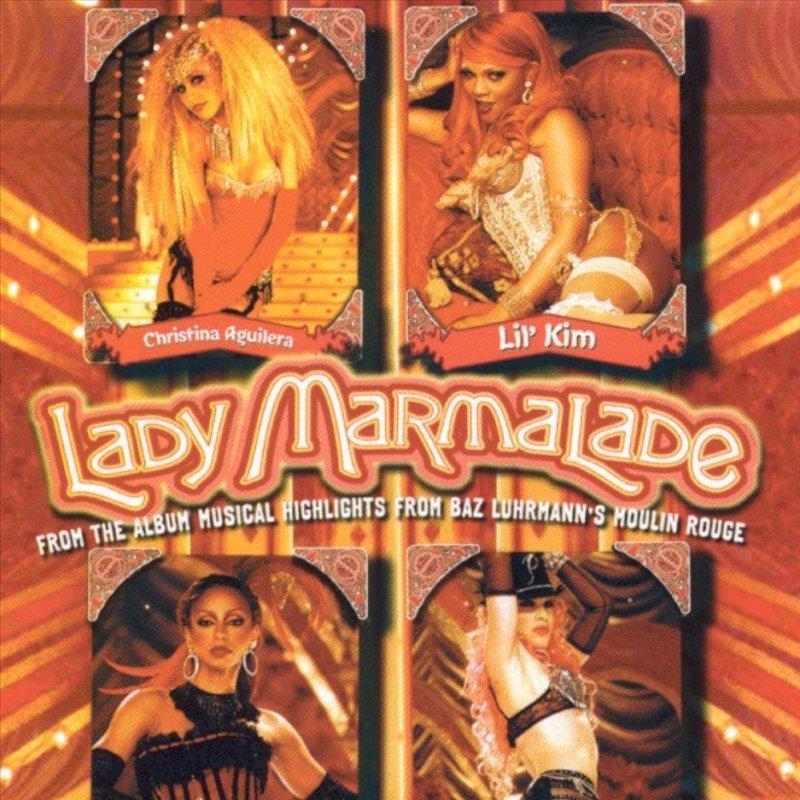 Christina aguilera lil kim m a p nk lady marmalade lyrics musixmatch - Voulez vous coucher avec moi translation english ...