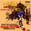 Sonic the Hedgehog Vocal Traxx Several Wills Various Artists - cover art