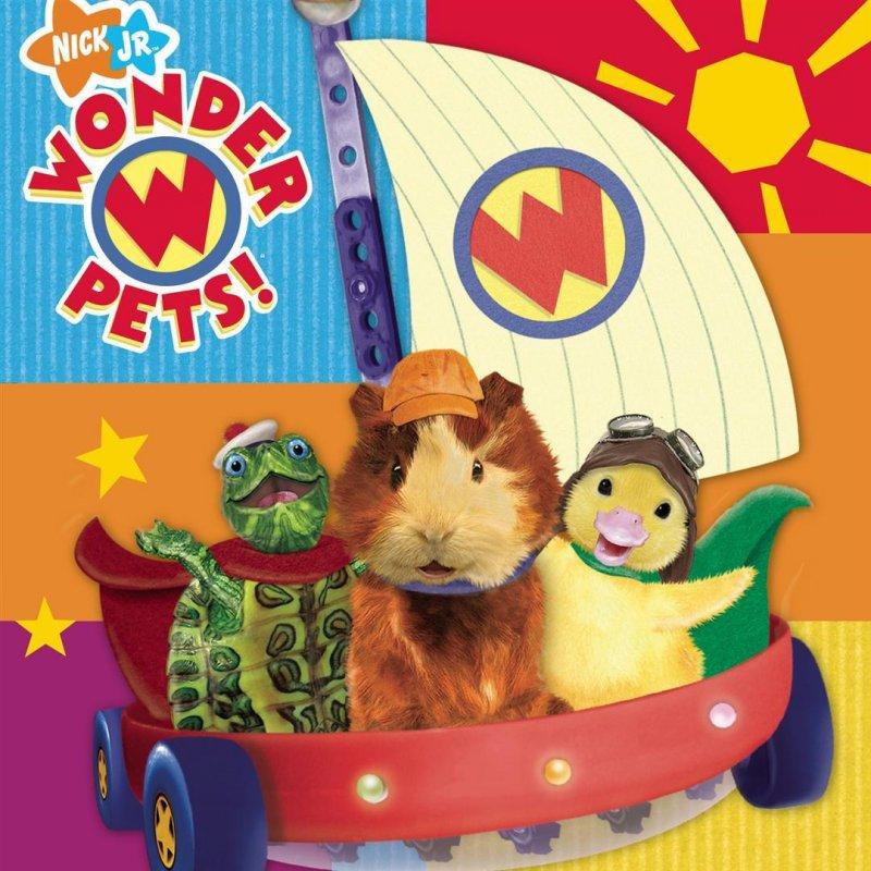 The Wonder Pets The Wonder Pets Lyrics Musixmatch