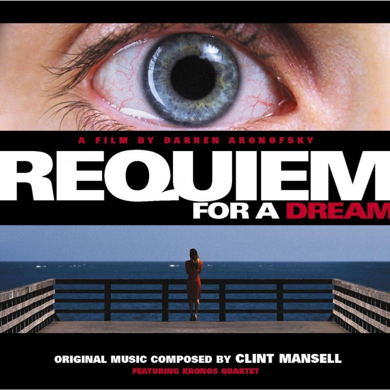 paroles de Clint Mansell feat. Kronos Quartet - Requiem for a ...