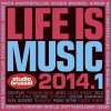 Life is Music 2014.1 Various Artists - cover art