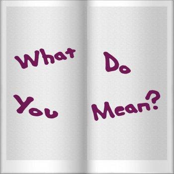 What Do You Mean lyrics – album cover