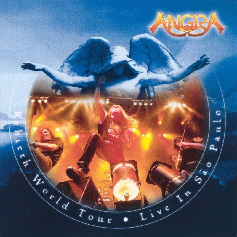 M£TAL FANTAŞY: ANGRA (Bra) - Rebirth World Tour (Live in ...